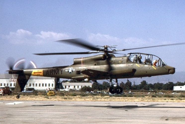 interesting helicopters ah-56