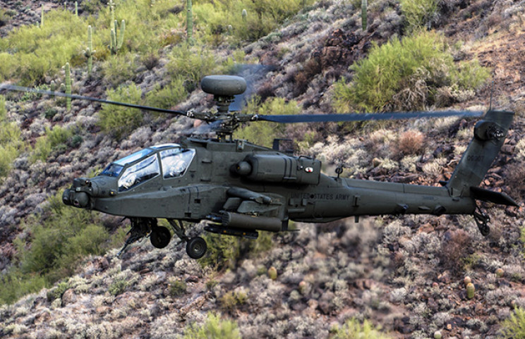 interesting helicopers apache