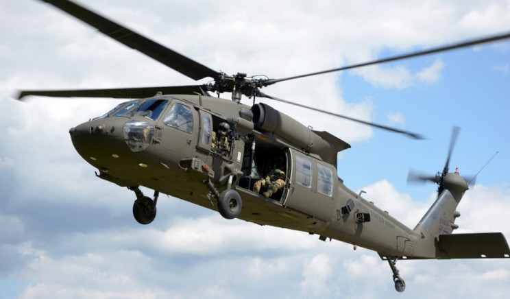 interesting helicopters black hawk