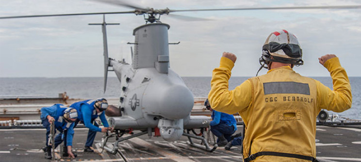 interesting helicopters mq-8