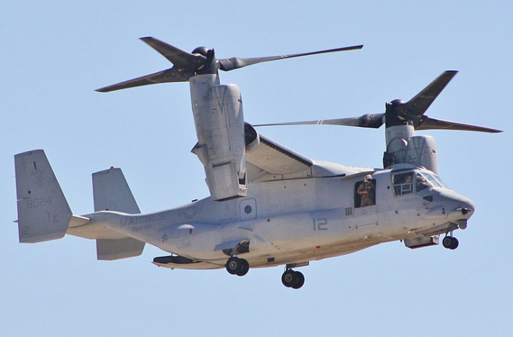 interesting helicpters osprey