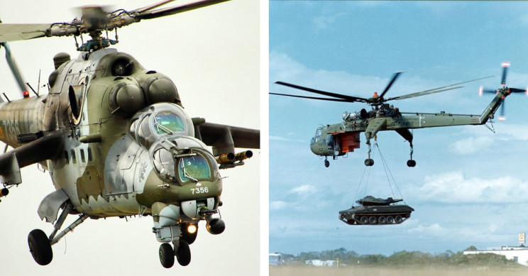 15 of the Most Interesting Helicopters Ever Conceived