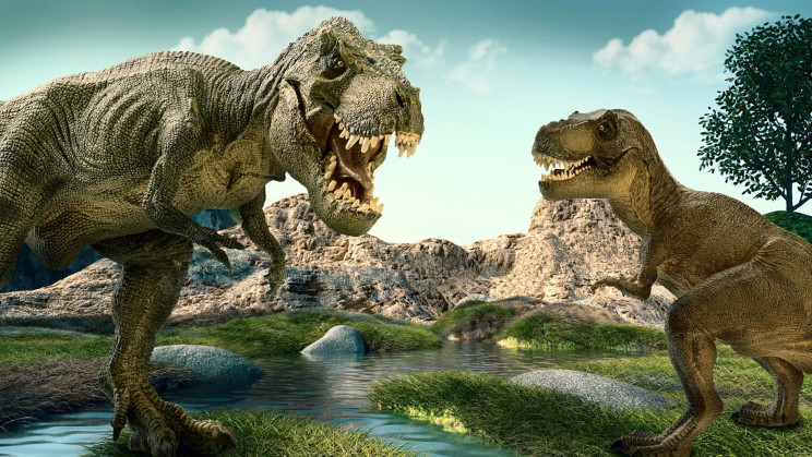 New Study Shows T-Rex May Have Hunted in Packs Like Wolves