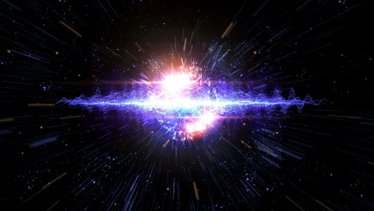 A Mysterious Particle Could Reveal the Very First Second of the Universe