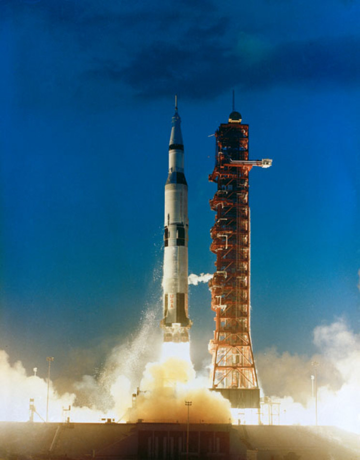 facts about the apollo 11 mission