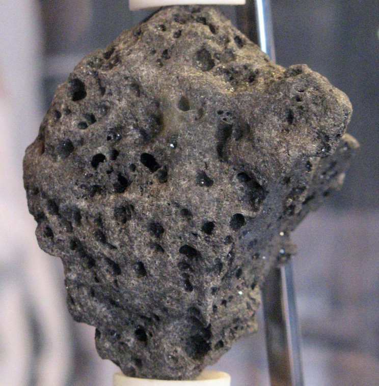 Apollo 11 Moon Rocks