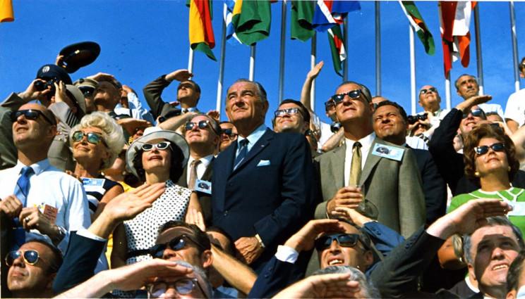 Apollo 11 VIPs