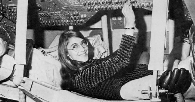 Margaret Hamilton Apollo 11