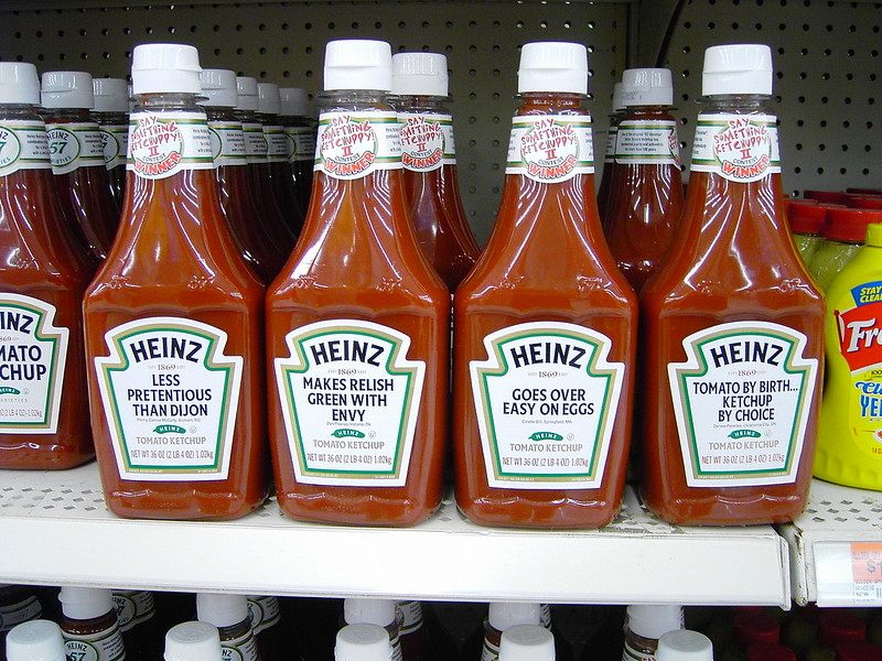 industrial processes ketchup