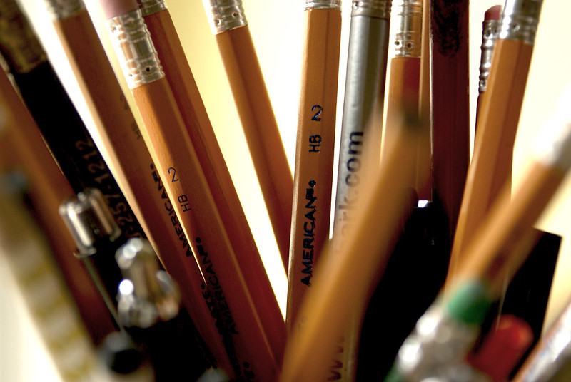 engineering processes pencils