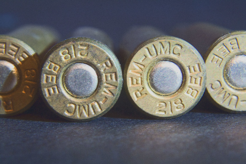 industrial processes bullets