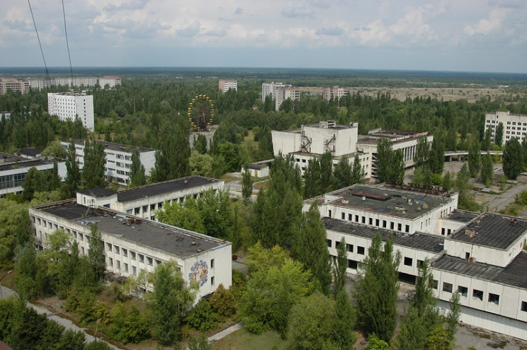 Chernobyl's Famous Reactor 4 Control Room Is Now Open to Tourists