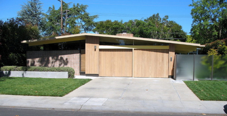 Eichler home Los Angeles