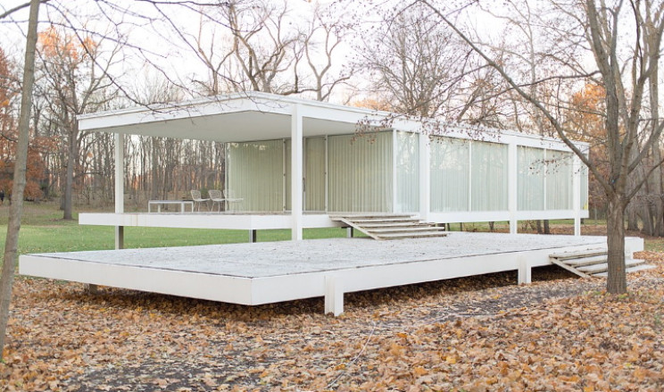 Farnsworth House, Illinois