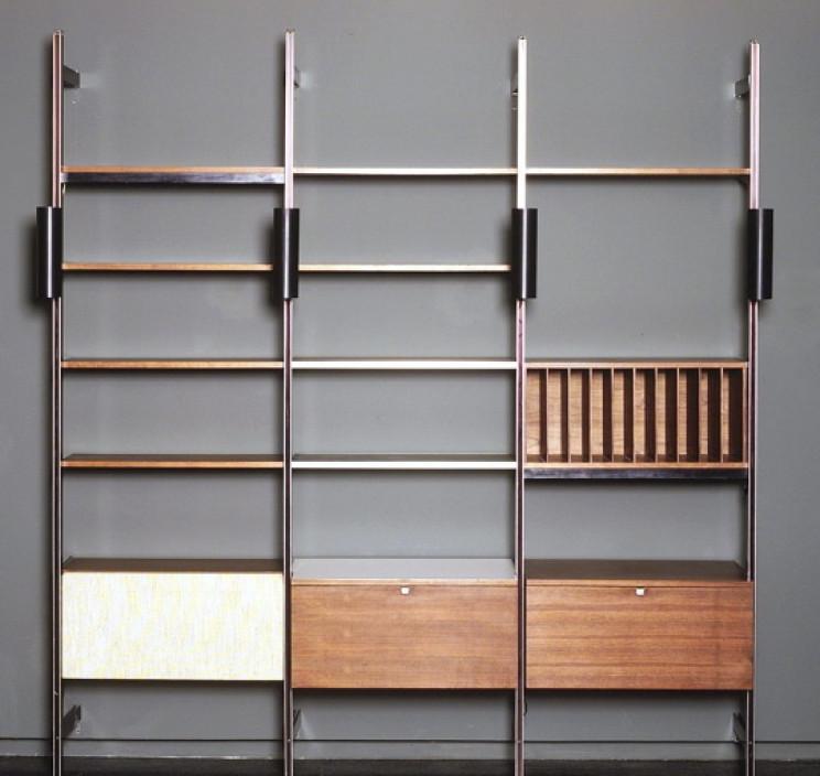 Wall storage unit