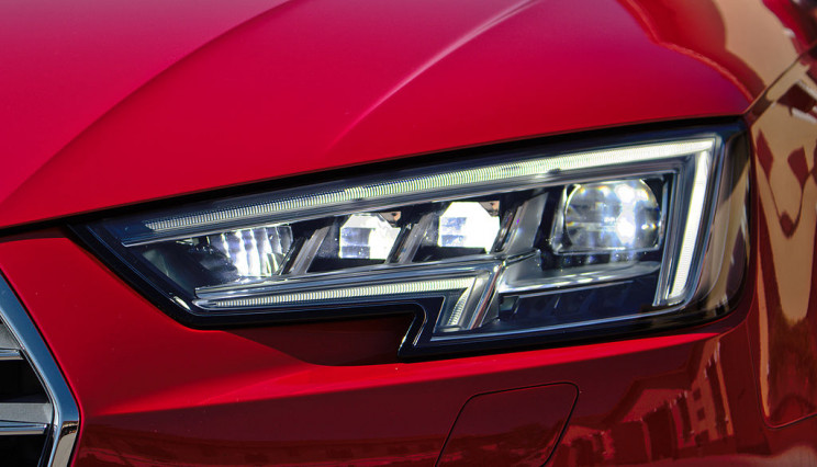 automobile innovations LED