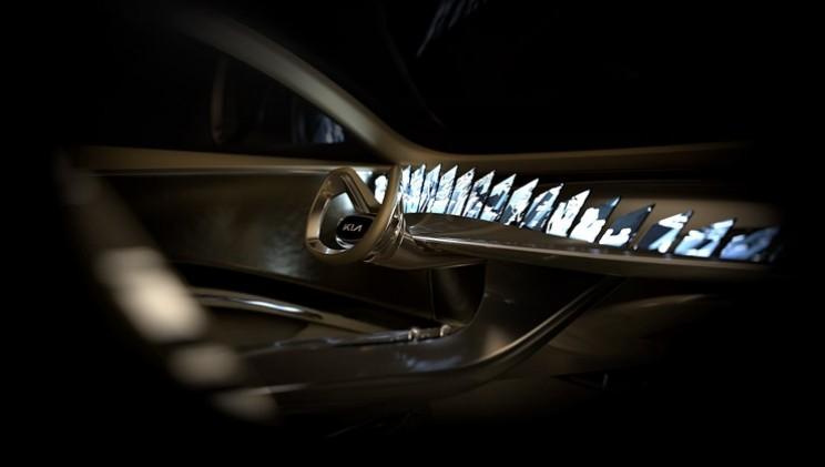 Kia Motors Unveils New All-Electric Concept Car