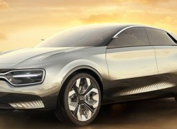 Kia Motors Unveils New All-Electric Concept Car