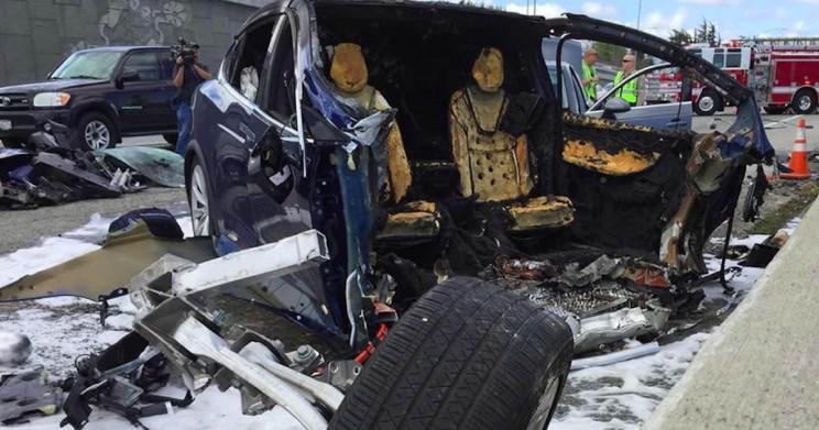 Crash Victim's Family Sue Tesla For 'Defective' Autopilot Technology