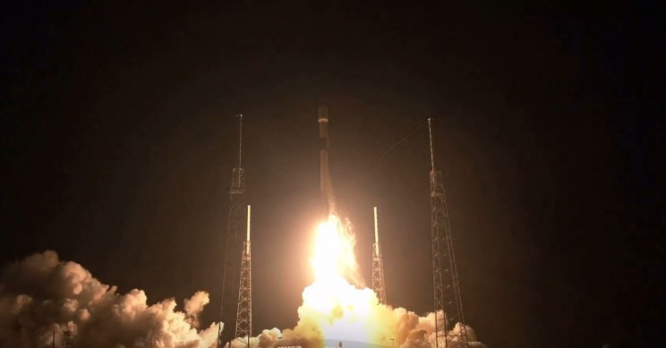 SpaceX Successfully Deploys First Round of Starlink Satellites in Orbit