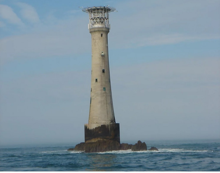 facts about lighthouses bishop rock