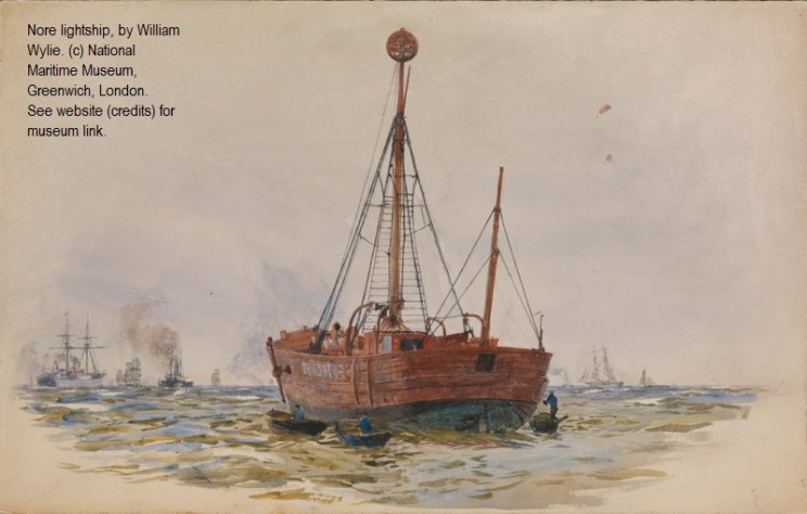 lighthouses lightship