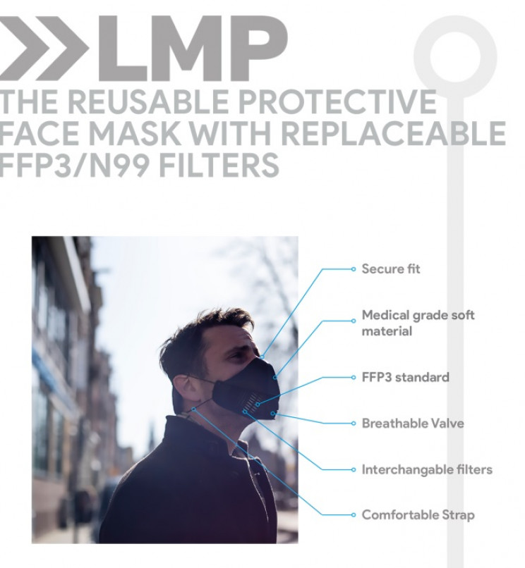 lmp s2 mask overview