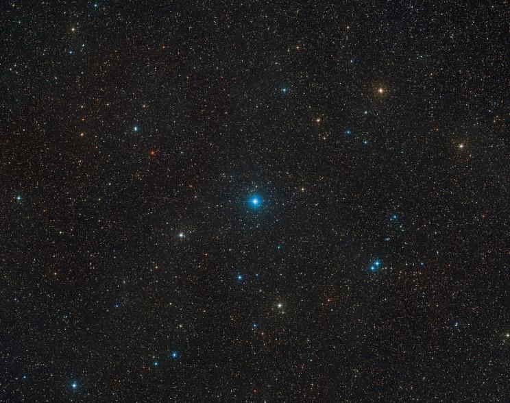 HR 6819 ESO
