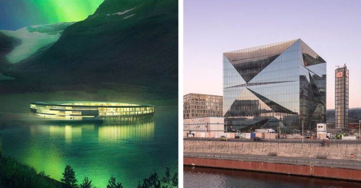 9 of the World's Most Unique Eco-Friendly Buildings