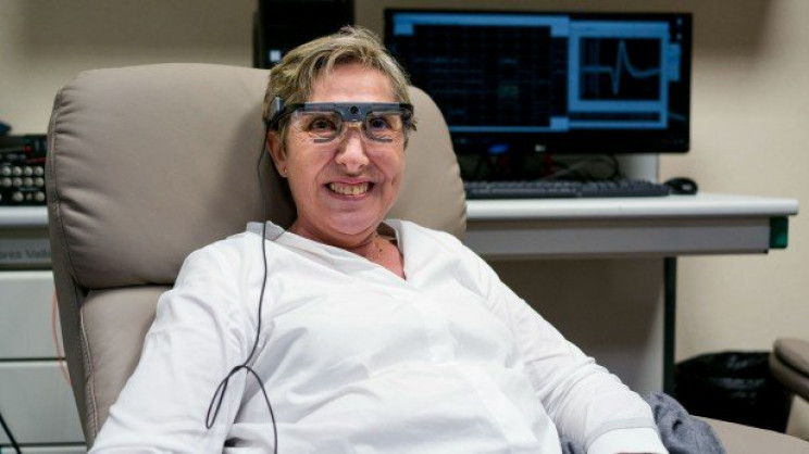 New Implant for the Blind Links Directly into the Brain