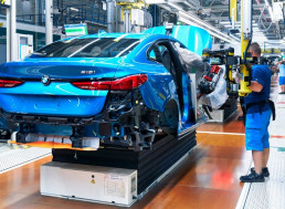BMW Opens Up Its AI Algorithms to the World