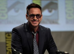 Robert Downey Junior Announces Plans to Clean up the Planet with AI