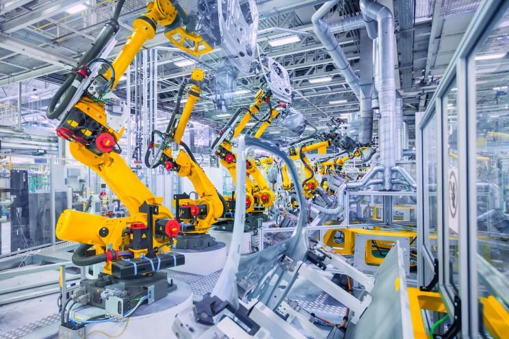 infinite economic growth robots