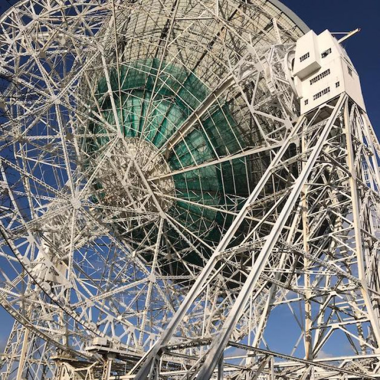 Jodrell Bank telescope becomes Britain's 32nd world heritage site