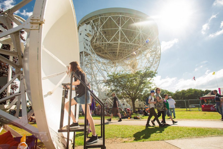 The Historic Jodrell Bank Observatory Has Just Gained UNESCO World Heritage Status