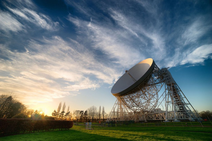 Jodrell Bank Observatory gains Unesco World Heritage status