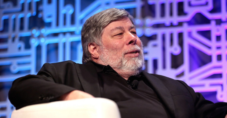Apple Co-Founder Steve Wozniak Believes People Should Quit Facebook
