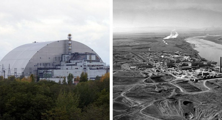 12+ of the Most Radioactive Places on Earth
