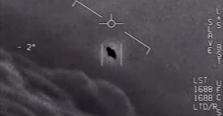 U.S. Navy Confirms 'Unidentifiable Aerial Phenomena' in Video, Public Was Never Meant to See