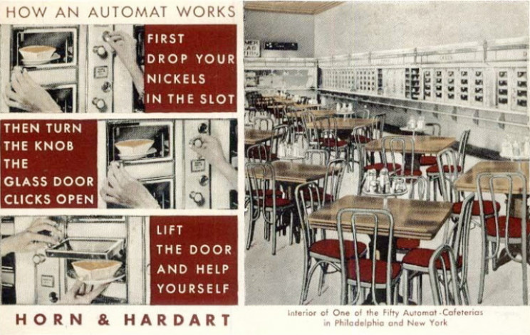 How an automat worked