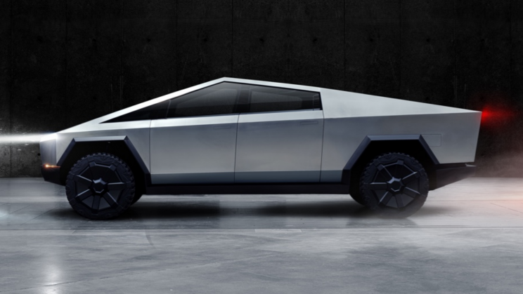Tesla Unsurprisingly Delays Cybertruck Production Until 2022