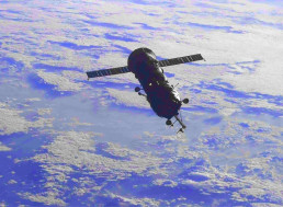 Russian ISS Module Has Detached and Burned Up in Earth's Atmosphere