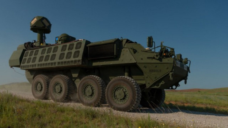US Army Tests First Laser Weapon in a Combat Standoff