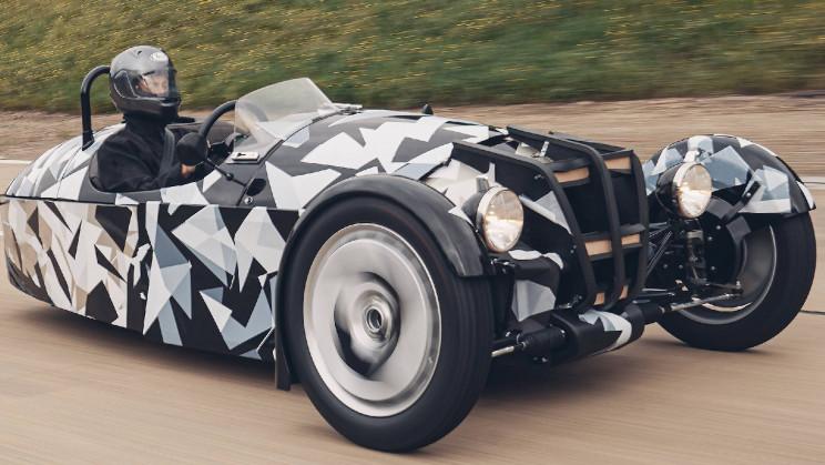 Morgan Motor Company Is Releasing an All New Three-Wheeler