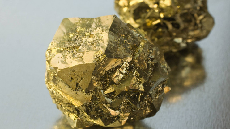 The Alchemists Had It Right? Fool's Gold Pyrite May Hide Real Gold