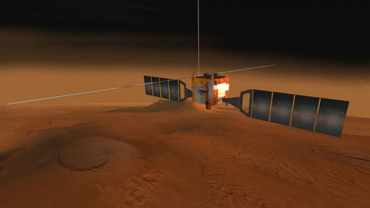 NASA Says Mars' Subsurface Polar Lakes Are 'Widespread'