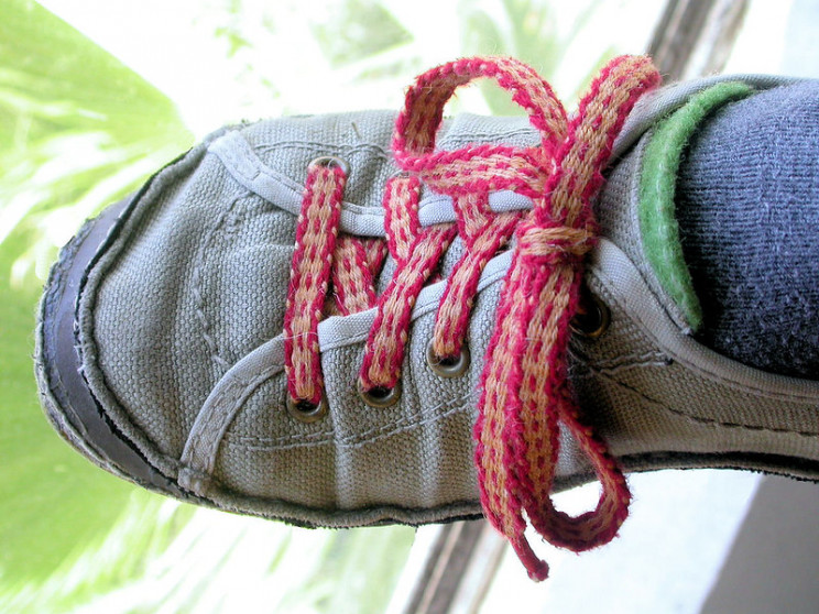 new fiber strong shoelaces