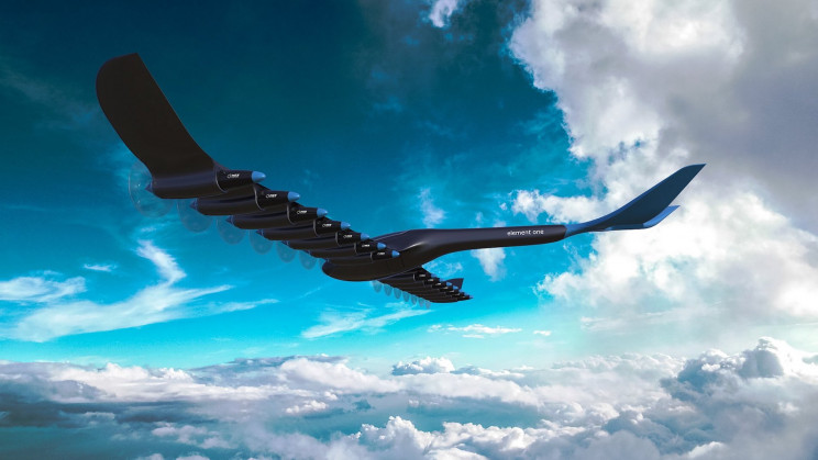 New Hydrogen-Electric Passenger Aircraft Is In The Works
