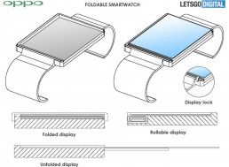 This Foldable Smartwatch Design Gives Apple and Samsung a Run for Their Money