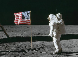 New Tech from NASA Transforms Archival Moon Landing Footage